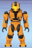 Orange CQB Spartan