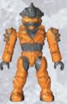 Orange Hayabusa