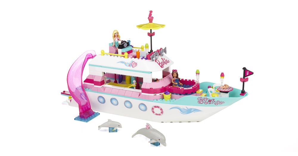 barbie cruise ship instructions