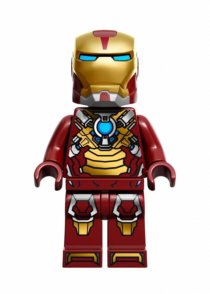 lego iron man mark 1 instructions