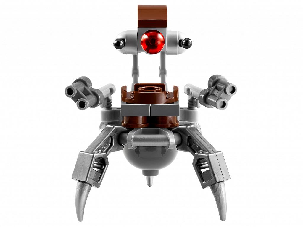 Инструкция Дроидика Lego Star Wars