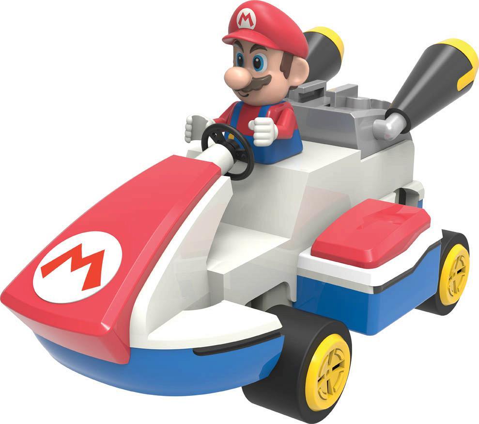 Bricker - Construction Toy by KNex 38724 Mario Kart