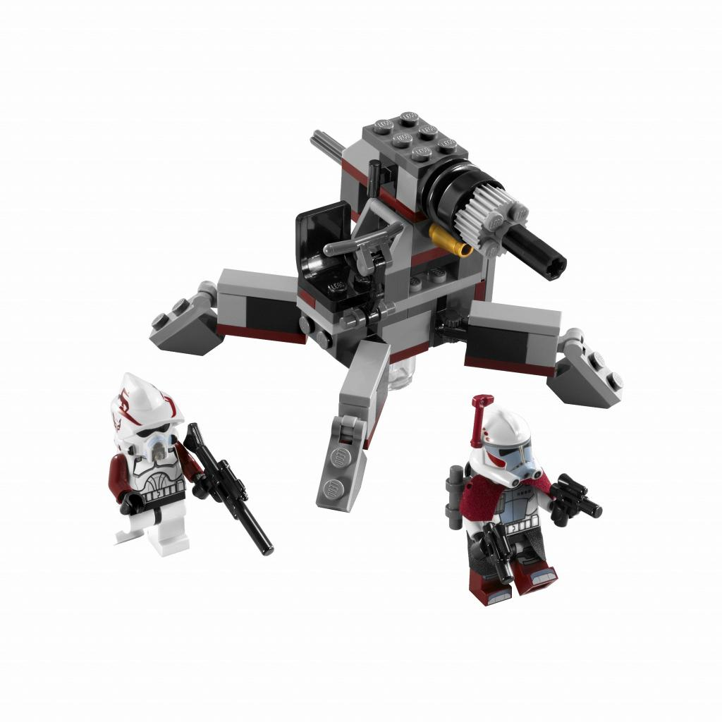 9488-2012 NEW GIFT LEGO STAR WARS COMMANDO DROID RED DOT ON TORSO FIGURE