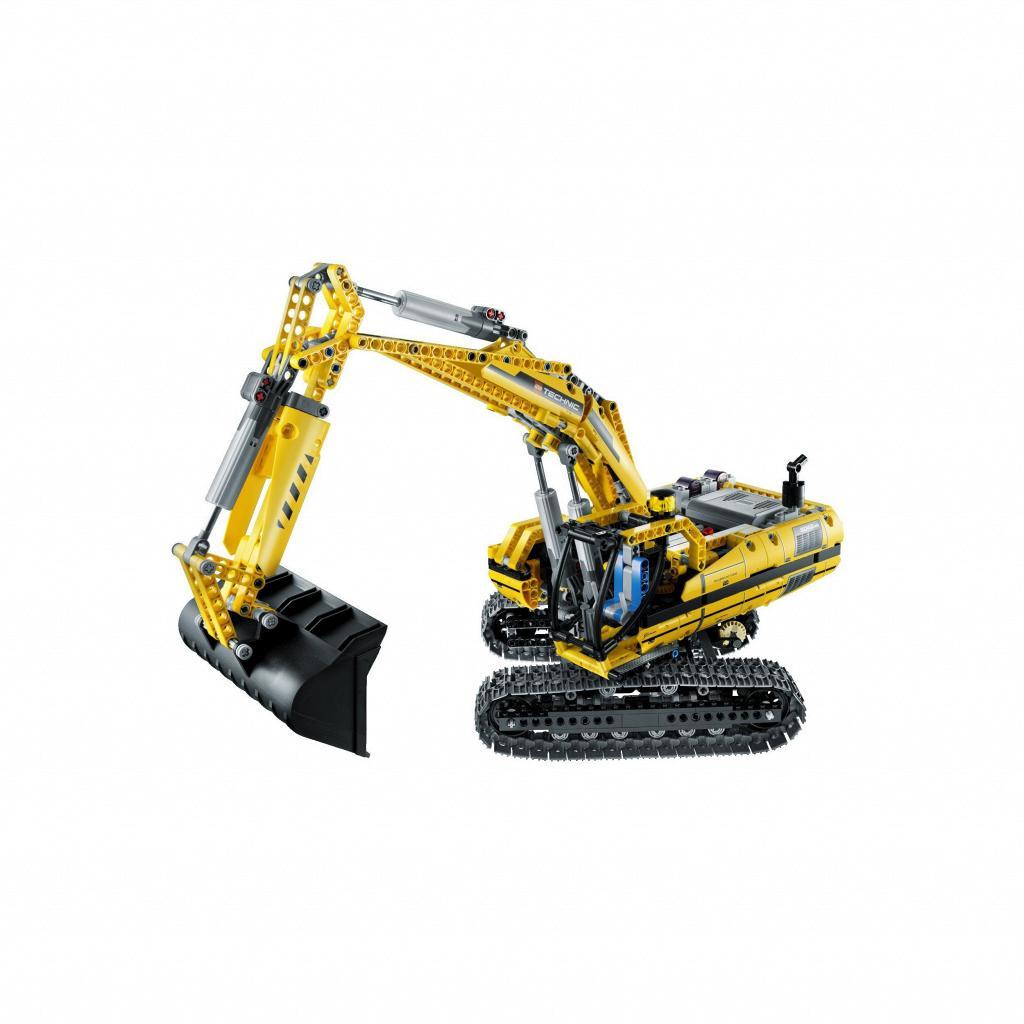lego excavator 8043 instructions