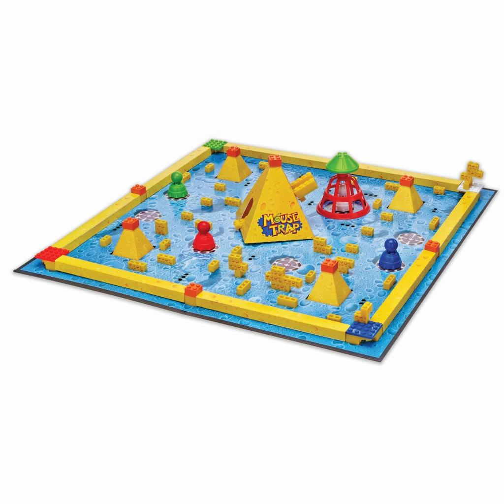 how to set up mouse trap game 2012