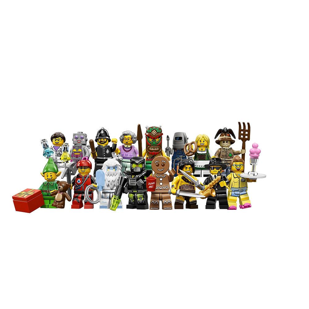 Bricker - Конструктор LEGO 71002 Минифигурки LEGO®, серия ...