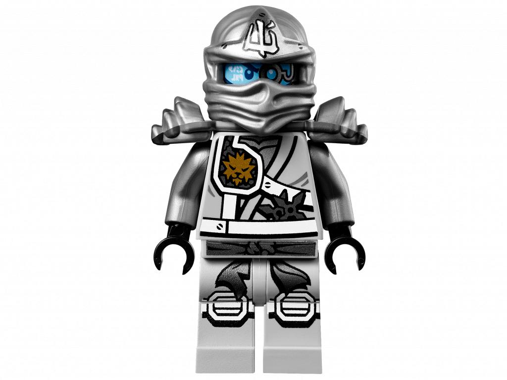 Bricker construction toy by lego 70748 titanium dragon - Personnage ninjago lego ...