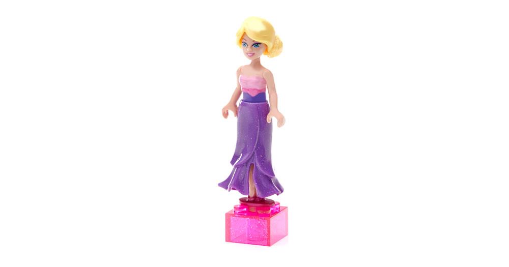 Bricker - Construction Toy by MEGABLOKS CNF71 Mini Fashion