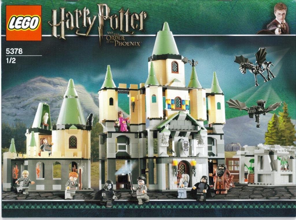 Lego hogwarts castle купить