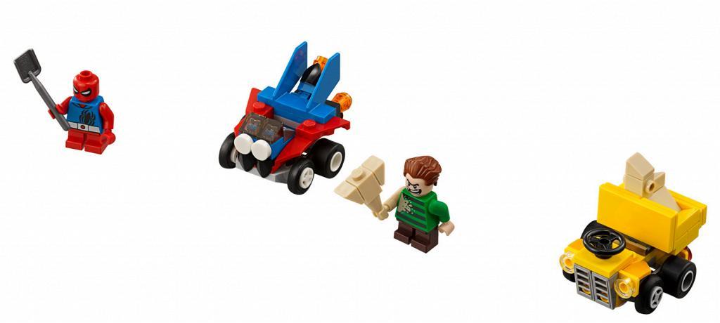 8mm x 6mm con slot LEGO 34337 RUOTE D