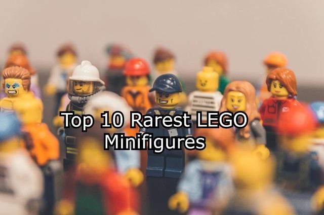 Рейтинг самых редких сувенирных минифигурок LEGO