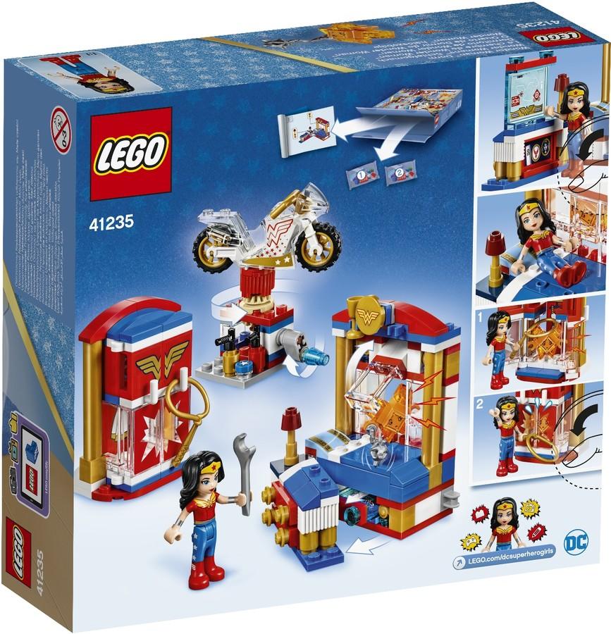 Bricker - Конструктор LEGO 41235 Дом Чудо-женщины™ (Wonder ...