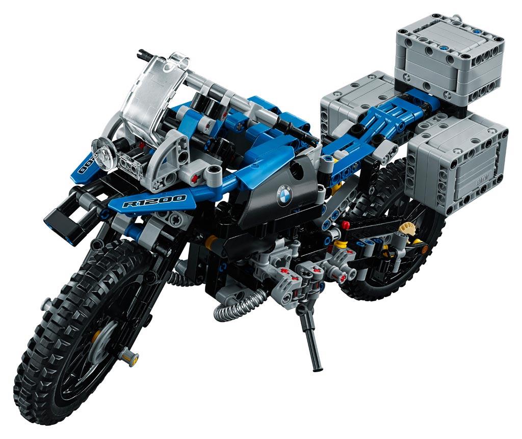 инструкция лего мотоцикла уличного
