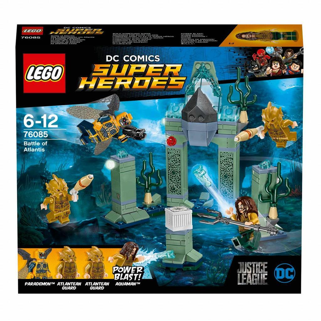 Bricker Construction Toy By Lego 76085 Battle Of Atlantis