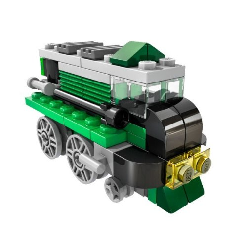 lego steam train instructions custom