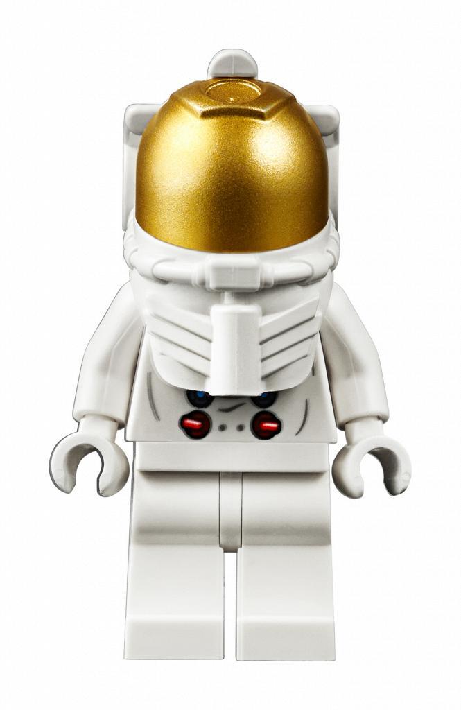 Bricker - Construction Toy by LEGO 10266 NASA Apollo 11