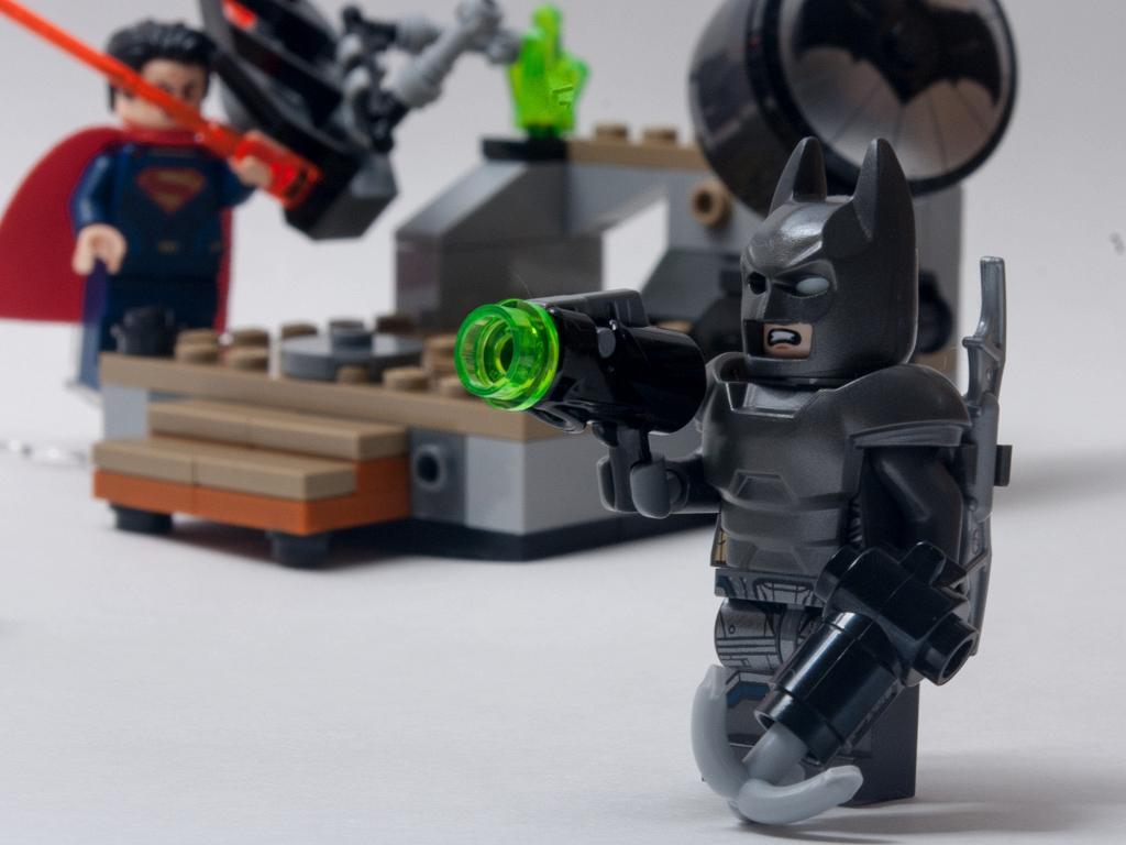 Bricker - Обзор LEGO 76044 или делаем набор по фильму ...