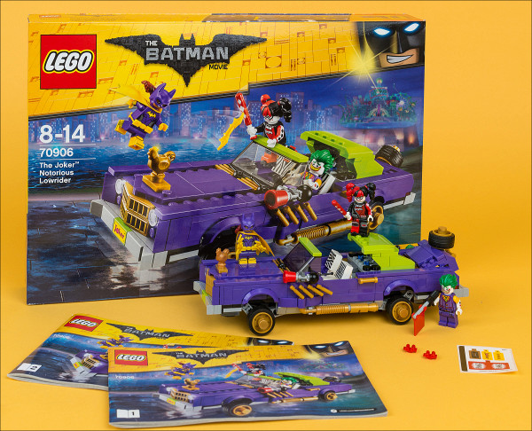 LEGO Batman Movie set 70906 Review - Joker