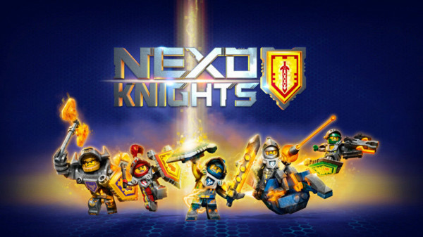 An interview with LEGO NEXO Knights designer Frederic Roland Andre