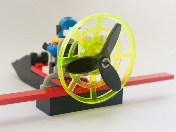 LEGO 6567 Review - Speed Splasher