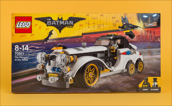 LEGO Batman Movie 70911 Set Review - Penguin