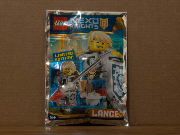 LEGO 271601 Review - Lance or Prince Charming