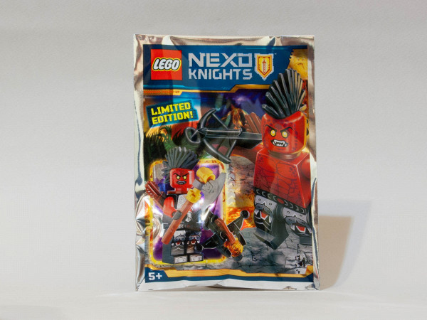 LEGO 271605 Review - Nameless Flame Thrower