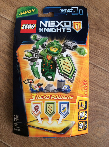 LEGO 70332 Review - Ultimate Aaron or Figure with Bonuses